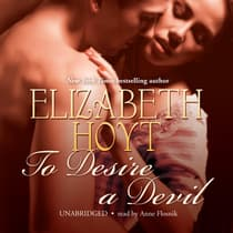 To Desire a Devil by Elizabeth Hoyt audiobook