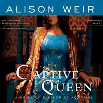 Captive Queen by Alison Weir audiobook