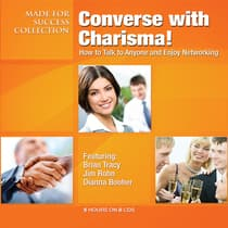 Converse with Charisma! by Made for Success audiobook