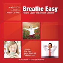 Breathe Easy by Made for Success audiobook
