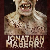 Patient Zero by Jonathan Maberry audiobook