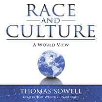 Race and Culture by Thomas Sowell audiobook
