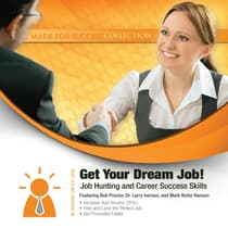 Get Your Dream Job! by Made for Success audiobook