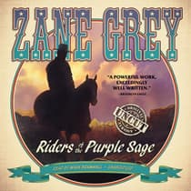 Riders of the Purple Sage by Zane Grey audiobook