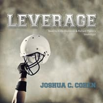 Leverage by Joshua C. Cohen audiobook