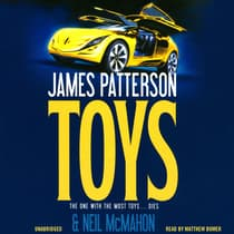 Toys by James Patterson audiobook