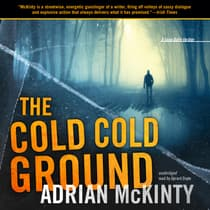 The Cold Cold Ground by Adrian McKinty audiobook