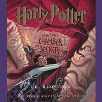 Harry Potter and the Chamber of Secrets by J. K. Rowling audiobook