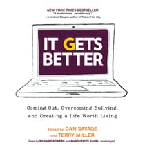 It Gets Better by Dan Savage audiobook