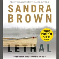 Lethal by Sandra Brown audiobook