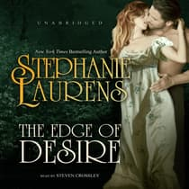 The Edge of Desire by Stephanie Laurens audiobook