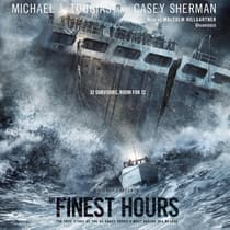 The Finest Hours by Michael J. Tougias audiobook