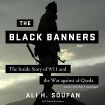 The Black Banners by Ali H. Soufan audiobook