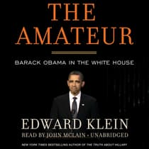 The Amateur by Edward Klein audiobook
