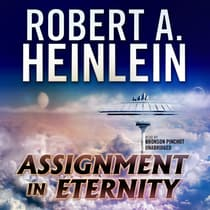 Assignment in Eternity by Robert A. Heinlein audiobook