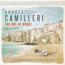The Age of Doubt by Andrea Camilleri audiobook