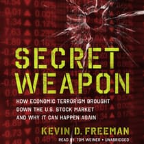 Secret Weapon by Kevin D. Freeman audiobook