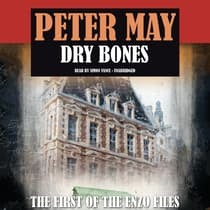 Dry Bones by Peter May audiobook