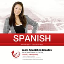 Spanish in Minutes by Made for Success audiobook