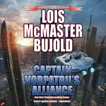 Captain Vorpatril's Alliance by Lois McMaster Bujold audiobook