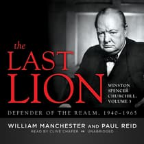 The Last Lion: Winston Spencer Churchill, Vol. 3 by William Manchester audiobook