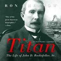 Titan by Ron Chernow audiobook