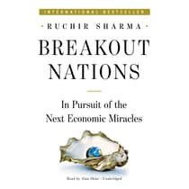 Breakout Nations by Ruchir Sharma audiobook
