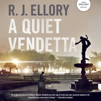 A Quiet Vendetta by R. J. Ellory audiobook