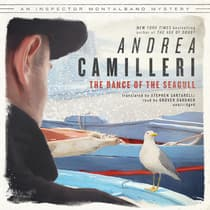 The Dance of the Seagull by Andrea Camilleri audiobook