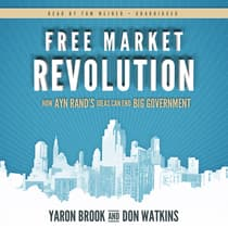 Free Market Revolution by Yaron Brook audiobook