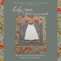 Help Me to Find My People by Heather Andrea Williams audiobook