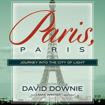 Paris, Paris by David Downie audiobook