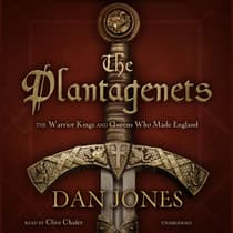 The Plantagenets by Dan Jones audiobook