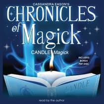 Chronicles of Magick: Candle Magick by Cassandra Eason audiobook