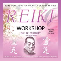 Reiki Workshop by Philip Permutt audiobook