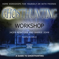 Ghosthunting Workshop by Jacky Newcomb audiobook