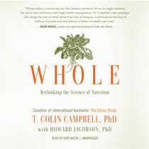 Whole by T. Colin Campbell audiobook