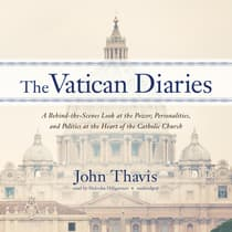 The Vatican Diaries by John Thavis audiobook