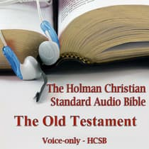 The Old Testament of the Holman Christian Standard Audio Bible by Made for Success audiobook