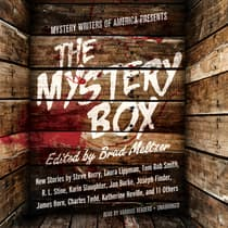 Mystery Writers of America Presents The Mystery Box by Mystery Writers of America audiobook