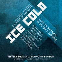 Mystery Writers of America Presents Ice Cold by Mystery Writers of America audiobook