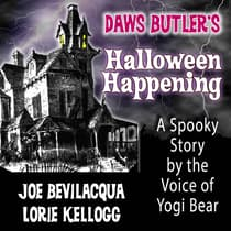 Daws Butler's Halloween Happening by Charles Dawson Butler audiobook
