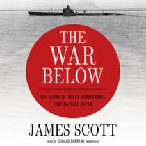 The War Below by James Scott audiobook