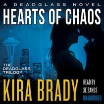 Hearts of Chaos by Kira Brady audiobook