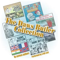 The Daws Butler Collection by various authors audiobook
