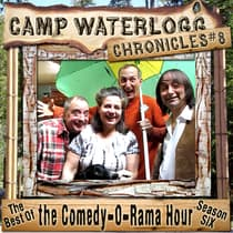 The Camp Waterlogg Chronicles 8 by Joe Bevilacqua audiobook