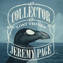 The Collector of Lost Things by Jeremy Page audiobook