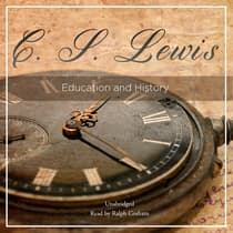 Education and History by C. S. Lewis audiobook