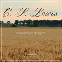 Philosophical Thoughts by C. S. Lewis audiobook