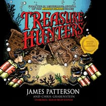 Treasure Hunters by James Patterson audiobook